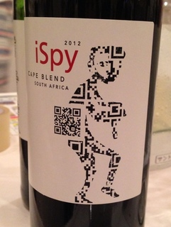 iSpy Cape Blend Red