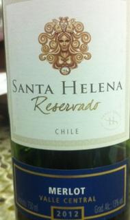 Santa Helena Reservado Merlot
