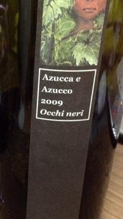 Azucca e Azucco Occhi Neri