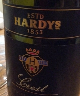 Hardys Crest Sparkling Chardonnay Pinot Noir