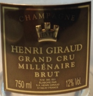 Henri Giraud Grand Cru Millénaire Brut