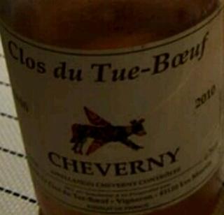 Clos du Tue Boeuf Cheverny Blanc