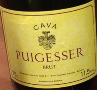 Puigesser Cava Brut