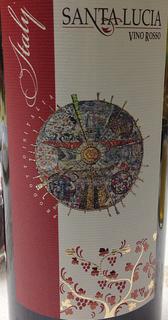 Santa Lucia Vino Rosso