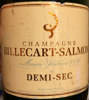 Billecart Salmon Demi Sec