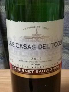Las Casas del Toqui Cabernet Sauvignon(カサ・デル・トキ カベルネ・ソーヴィニヨン)