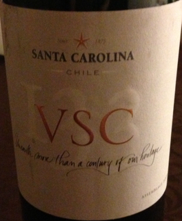 Santa Carolina VSC Red Assemblage