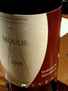 Dom. de Maucaillou Moulis