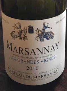 Ch. de Marsannay Marsannay Les Grandes Vignes