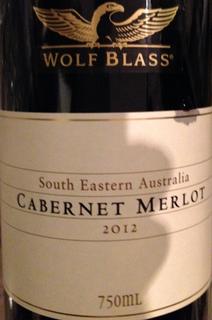 Wolf Blass Cabernet Merlot