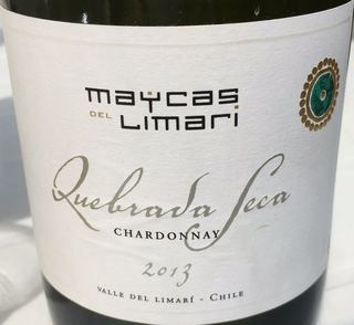 Maycas del Limarí Quebrada Seca Chardonnay