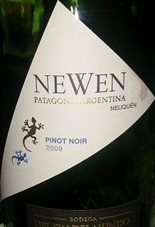 Del Fin del Mundo Newen Pinot Noir
