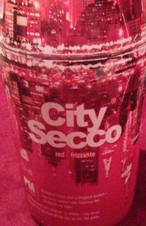City Secco Red