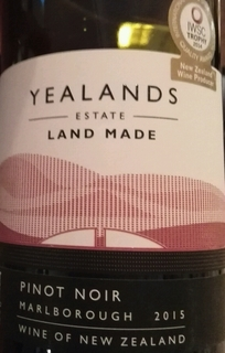 Yealands Estate Land Made Series Pinot Noir