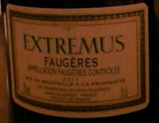 Extremus Faugères