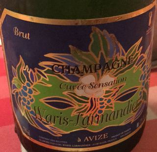 Waris Larmandier Cuvée Sensation