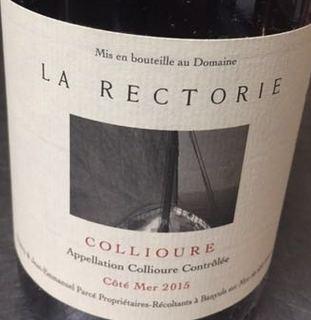 Dom. de la Rectorie Collioure Côté Mer