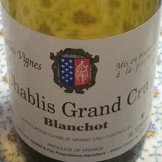 Régnard Chablis Grand Cru Blanchot
