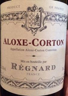 Régnard Aloxe Corton