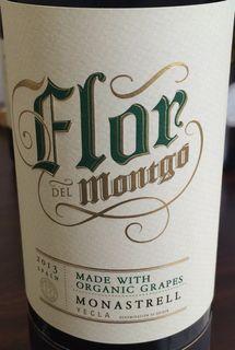Flor del Montgo Monastrell Organic
