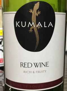 Kumala Red Wine