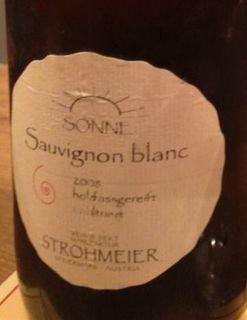 Strohmeier Sauvignon Blanc Sonne