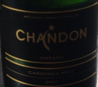 Dom. Chandon Vintage Carneros Brut
