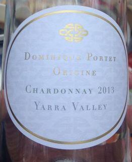 Dominique Portet Yarra Valley Chardonnay