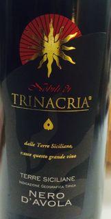 Trinacria Nero d'Avola