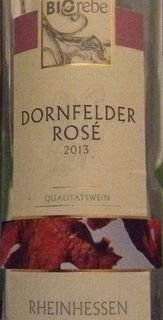 Biorebe Dornfelder Rosé