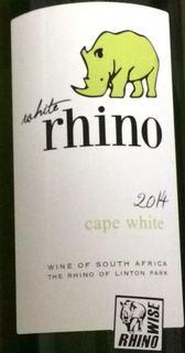 Rhino Cape White