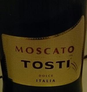 Tosti Moscato Dolce