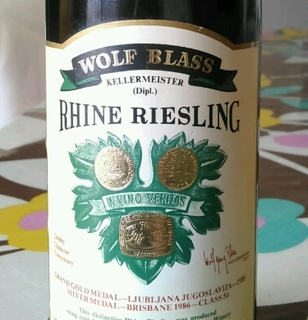 Wolf Blass Rhine Riesling