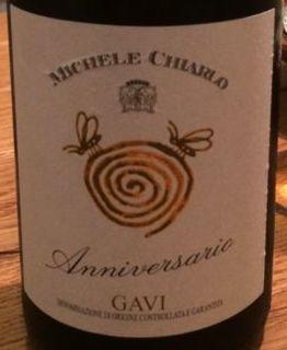 Michele Chiarlo Gavi Anniversario