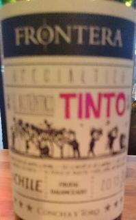 Frontera Specialties Authentic Tinto