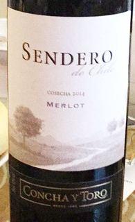 Sendero Merlot(センデーロ メルロ)
