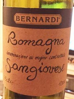 Bernardi Sangiovese di Romagna