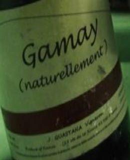 J. Quastana Gamay Naturellement