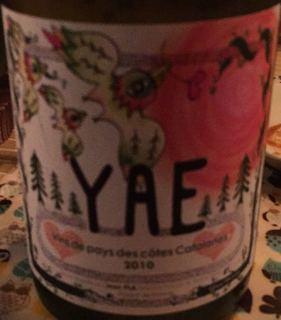 Yae Côtes Catalanes Blanc