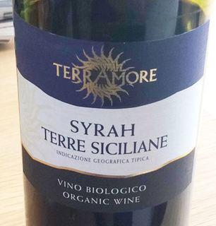Terramore Syrah Terre Siciliane