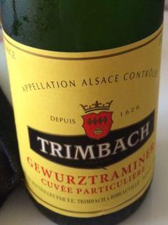 Trimbach Gewürztraminer Cuvée Particuliere