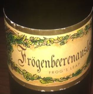 Frog's Leap Frogenbeerenauslese Late Harvest Riesling Napa Valley