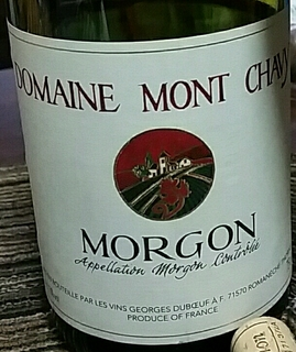 Dom. Mont Chavy Morgon