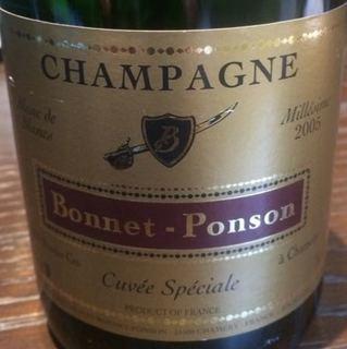 Bonnet Ponson Cuvée Spéciale