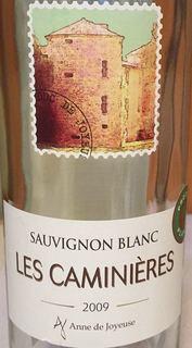 Anne de Joyeuse Caminieres Sauvignon Blanc