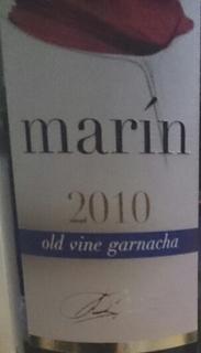 Ignacio Marín Old Vine Garnacha