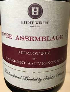 Heidee Winery Cuvée Assemblage
