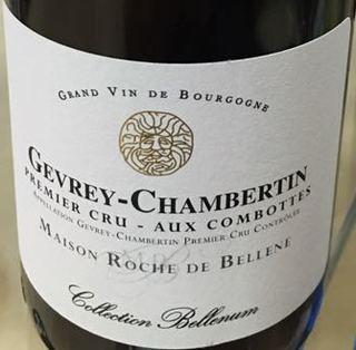 Maison Roche de Bellene Gevrey Chambertin 1er Cru Aux Combottes Collection Bellenum