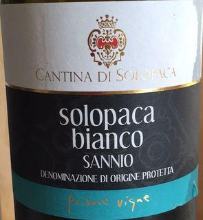 Cantina di Solopaca Bianco Sannio(カンティーナ・ディ・ソロパカ ビアンコ サンニオ)