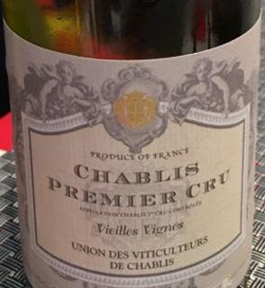 UVC Union des Viticulteurs de Chablis Chablis 1er Cru Vieilles Vignes